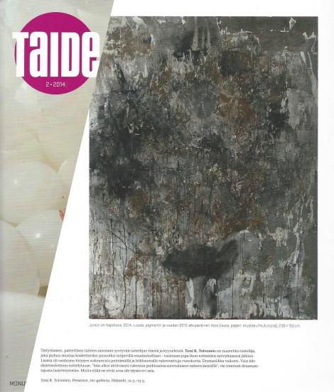 TAIDE-lehti Presence 2014